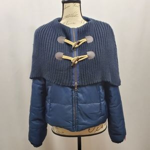 Daughters of the Liberation Toggle Puffer Jacket S